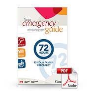 cover page of Your Emergency Guide